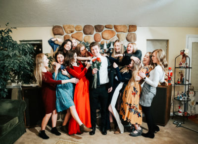 Daily Universe: Provo's own 'The Bachelor' surpasses expectations